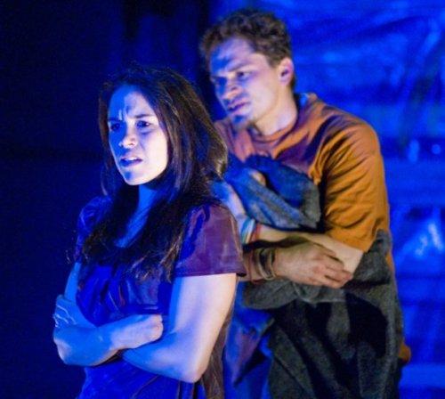 Veronica del Cerro and Patrick Bussink